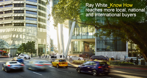 Ray White_Know How reaches more local, national, and international buyers